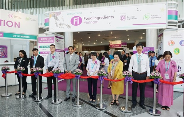 Vietnam Food Ingredients opens in HCM City hinh anh 1