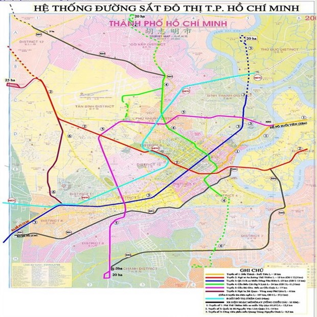 PM okays proposal of hiring consulting units for HCM City Metro line 5 hinh anh 1