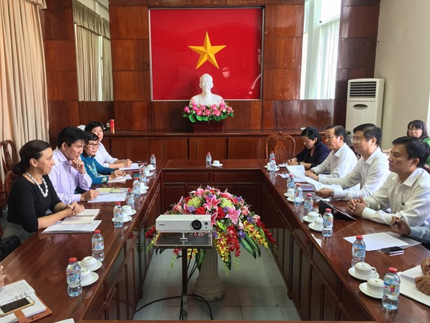 Save the Children plans to open representative office in Can Tho hinh anh 1