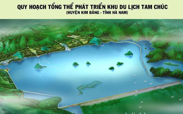 New national tourism site to take shape in Ha Nam hinh anh 1