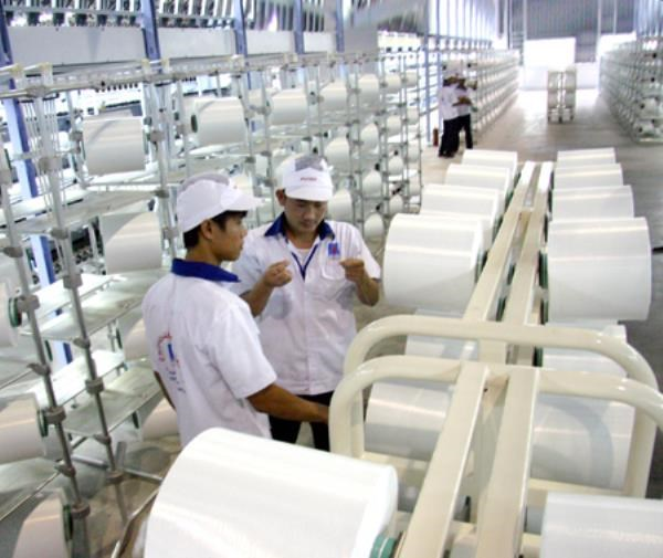 Spinning sector greatly contributes to textile export hinh anh 1