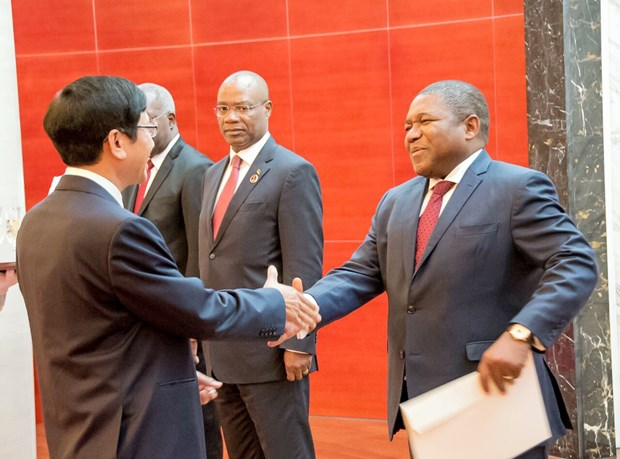 Mozambique welcomes Vietnam's investment: President Filipe Nyusi hinh anh 1