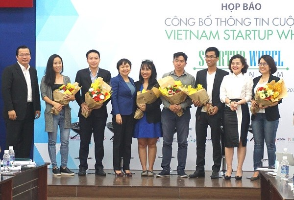 Sixth Vietnam Startup Wheel launched for entrepreneurs at all ages hinh anh 1