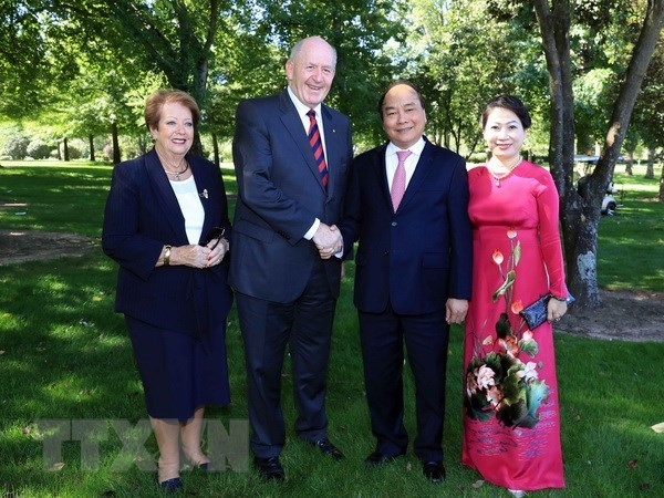 Governor General of Australia to visit Vietnam hinh anh 1