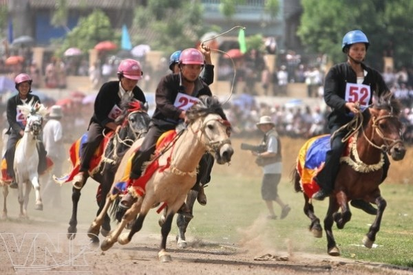 Bac Ha tourism culture week slated for June hinh anh 1