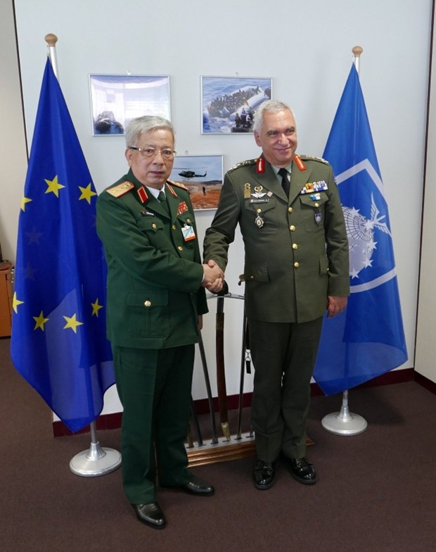 Vietnam to dispatch more officers to UN peace-keeping missions hinh anh 1