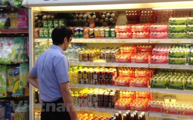 Vietnam targets 900 million USD from beverage export by 2025 hinh anh 1