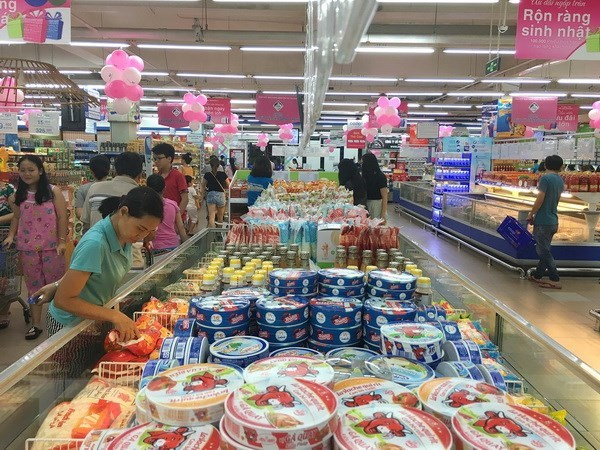 Domestic trade, services crucial to economic growth hinh anh 1