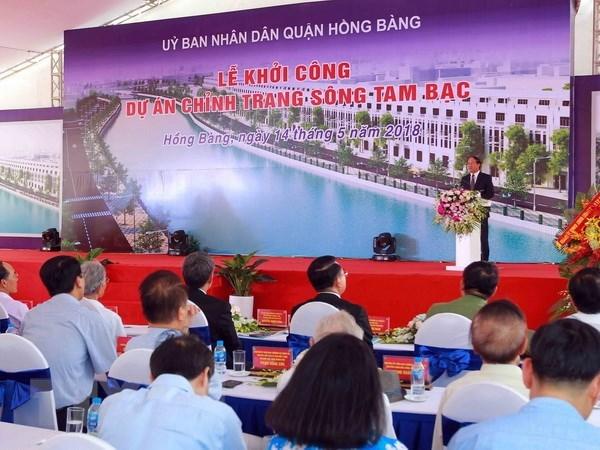 Hai Phong master planning's adjustments hinh anh 1