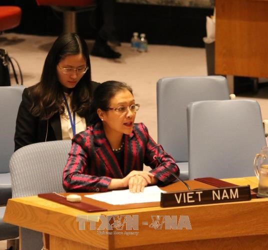 Vietnam ratifies Treaty on the Prohibition of Nuclear Weapons hinh anh 1