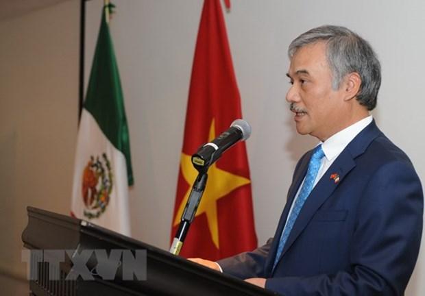Vietnam, Mexico build new partnership in 21st century: Ambassador hinh anh 1