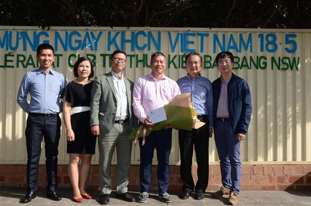 Club of Overseas Vietnamese intellectuals in New South Wales debuts hinh anh 1