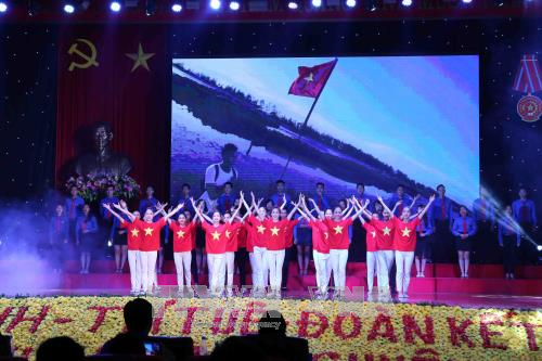 Youths honoured for following Ho Chi Minh's example hinh anh 1