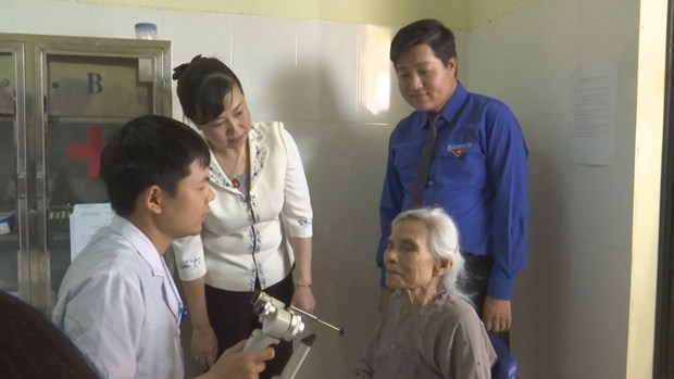 Charity campaign launched in Binh Dinh hinh anh 1