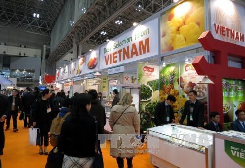 Vietnamese farm produce promoted in Japan hinh anh 1