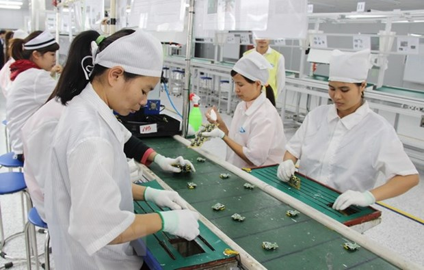 Korean firms expand investments in Vietnam hinh anh 1