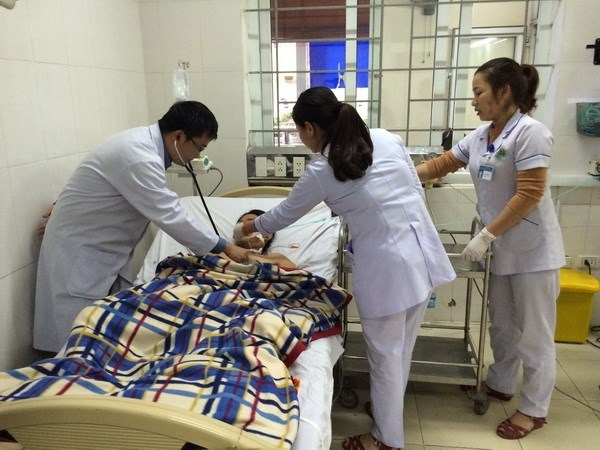 Localities asked to prevent Ebola from entering Vietnam hinh anh 1