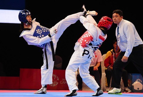 HCM City set for taekwondo tournaments hinh anh 1