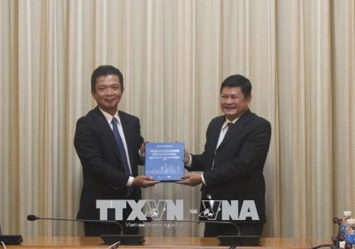 Japanese firms step up win-win cooperation with HCM City partners hinh anh 1