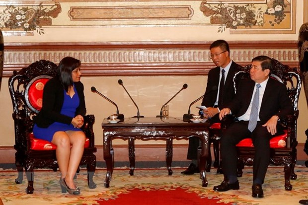 HCM City official encourages Vietnam-Cuba youth ties hinh anh 1