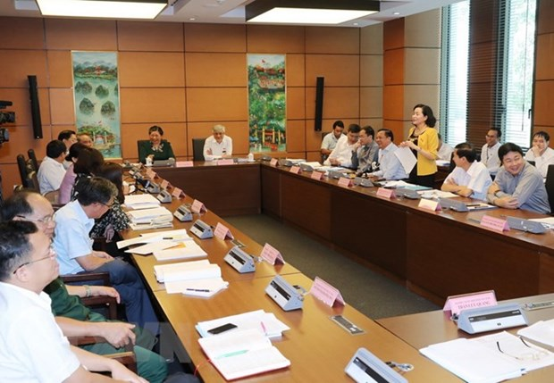 NA deputies urge strengthening fight against wastefulness hinh anh 1