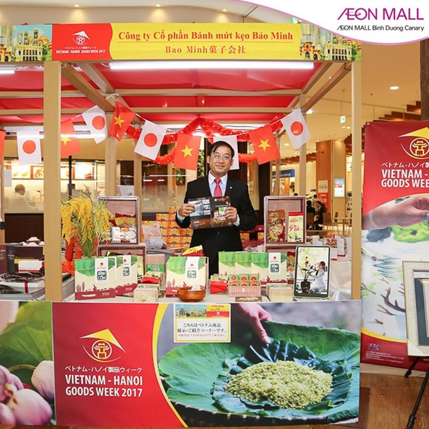 Vietnamese firms strive to access foreign distribution channels hinh anh 1