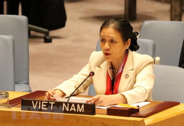 Vietnam condemns violence, abuses targeting civilians hinh anh 1