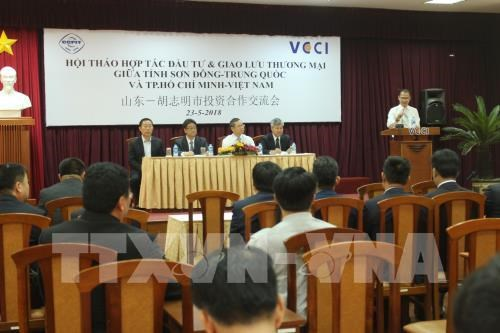 Vietnam, China hold huge potential for trade, investment cooperation hinh anh 1