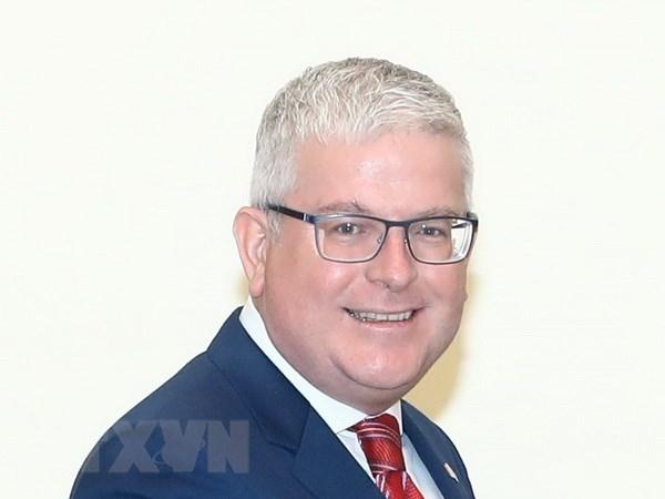 Vietnam-Australia ties grow strongly: Australian diplomat hinh anh 1