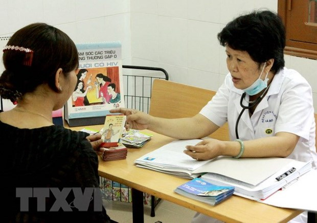 Efforts to erase mother-to-child transmission of HIV, hepatitis B, syphilis hinh anh 1