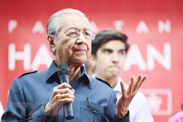 Malaysian PM vows to cut public debt, downsize government hinh anh 1