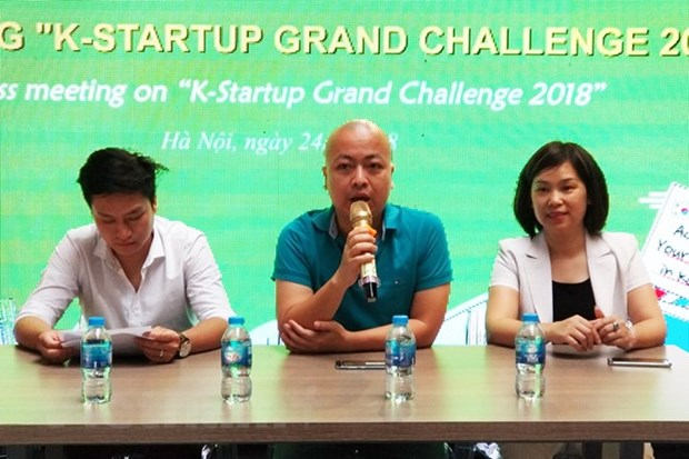 K-Startup Grand Challenge offers opportunities for Vietnamese firms hinh anh 1
