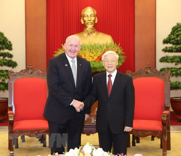Australia wants pragmatic cooperation with Vietnam hinh anh 1