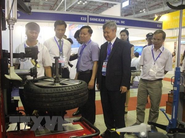 Saigon Autotech & Accessories 2018 kicks off in HCM City hinh anh 1