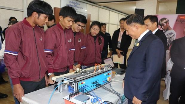 Thailand to host ASEAN skill development fair hinh anh 1