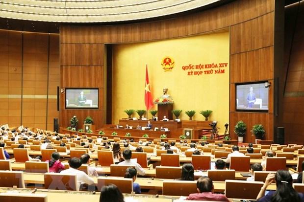 Socio-economic issues high on agenda of National Assembly hinh anh 1