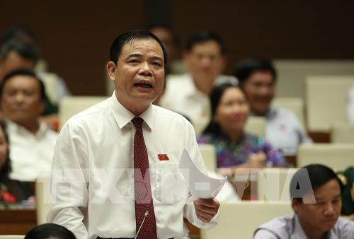 Lawmakers concerned about bottlenecks in agricultural restructuring hinh anh 1