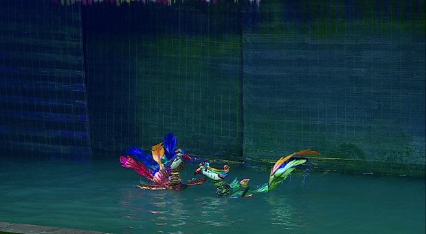 Water Puppetry – can't miss in Vietnam hinh anh 1