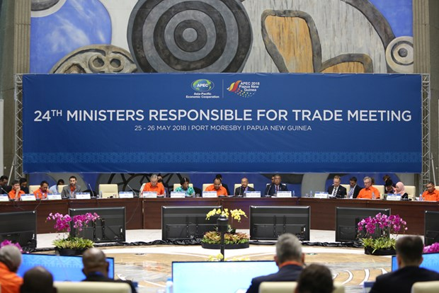 APEC trade ministers fail to agree on multilateral trade system hinh anh 1