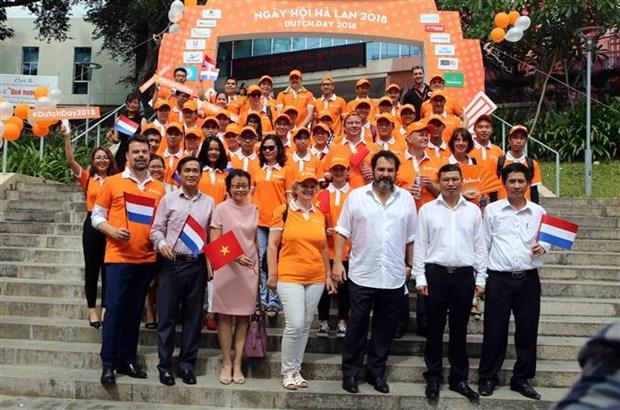 Da Nang: Dutch Day marks Vietnam-Netherlands ties hinh anh 1