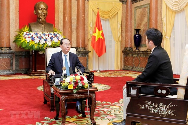 Vietnam-Japan strategic partnership to enter new development period hinh anh 1