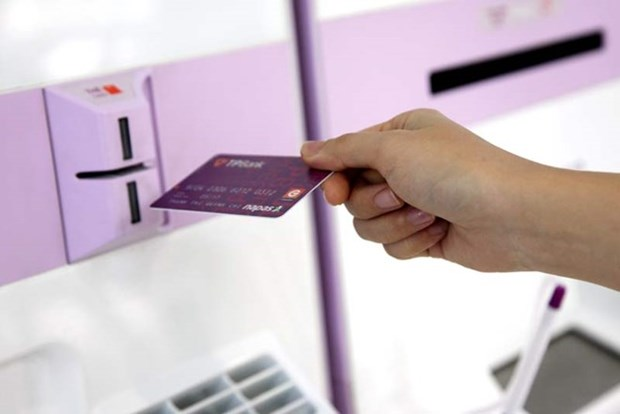 NAPAS completes standard set for domestic cards hinh anh 1