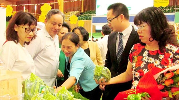 Vietnamese organic products to be displayed at ThaiFex 2018 hinh anh 1