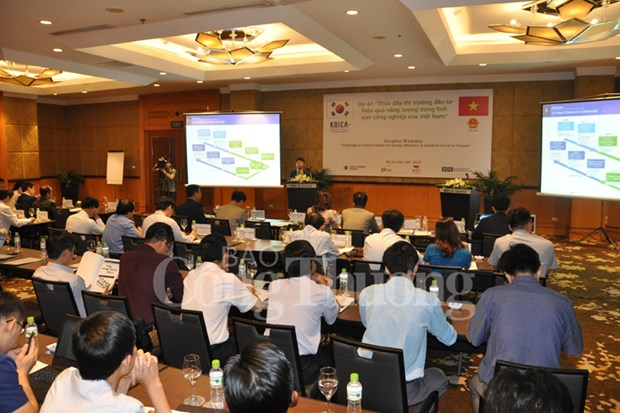 ROK-funded project to foster energy efficiency in Vietnam's industry hinh anh 1