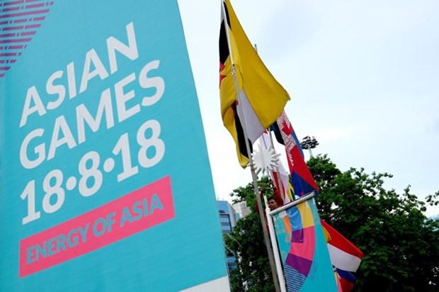 Indonesia commits priority to ensuring security for ASIAD 18 hinh anh 1