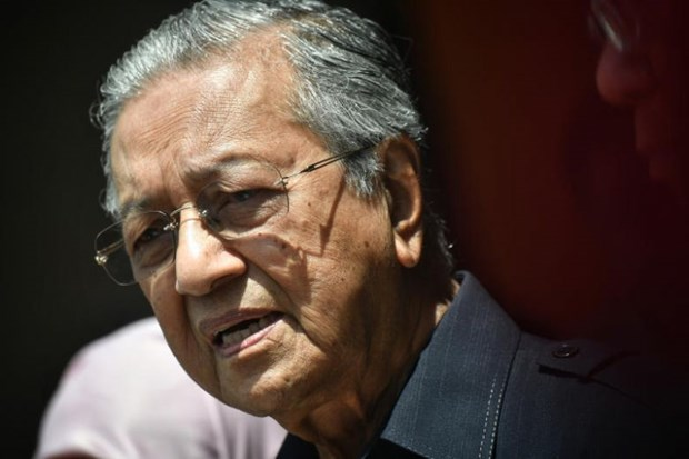 Malaysia PM announces to cancel some major projects hinh anh 1