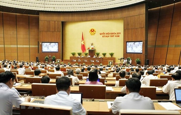 Management of State capital, asset in focus at NA's May 28 session hinh anh 1