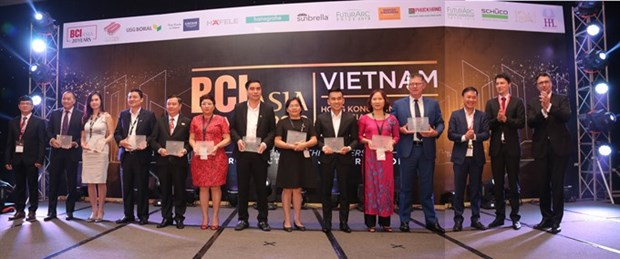 Top architectural, property developers receive awards hinh anh 1