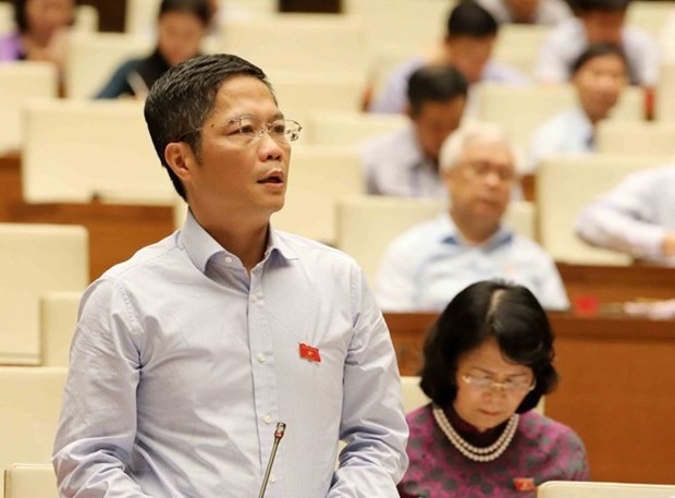 NA deputies scrutinise State management in SOEs hinh anh 1