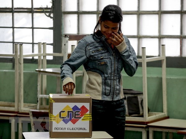 Vietnam respects Venezuelan people's selection in presidential elections hinh anh 1